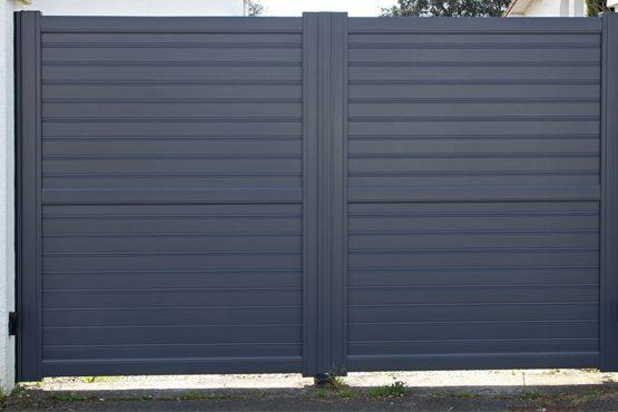 Combien coûte un portail en aluminium ?